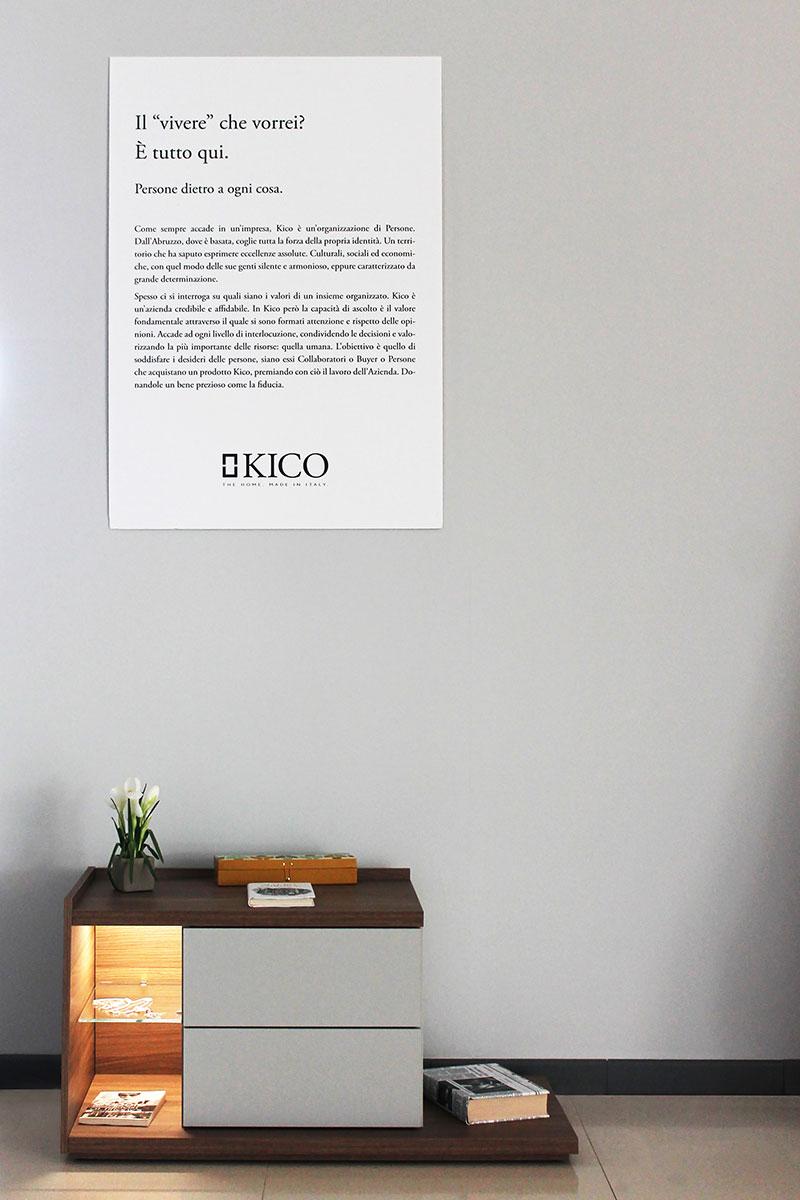 Missione e visione kico - Arredo Kico mobili